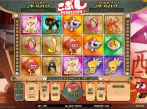 Giochi SlotKobushiOnline Gratis