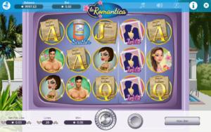 La RomanticaSlot Machine Online Gratis