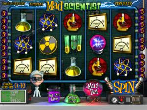 Mad ScientistGiochi Slot Machine Online Gratis