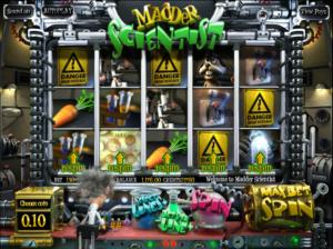 Madder ScientistSlot Machine Online Gratis