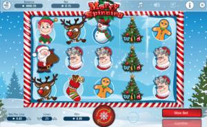 Slot MachineMerry SpinningGratis Online