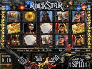 Rock StarSlot Machine Online Gratis