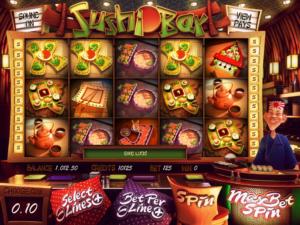 Slot MachineSushi BarGratis Online