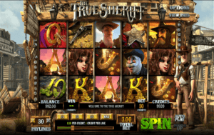 Slot Machine The True Sheriff Gratis Online