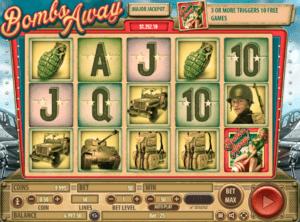 Slot MachineBombs AwayGratis Online