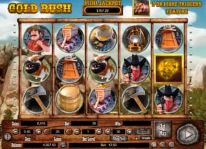 Giochi SlotGold Rush HabaneroOnline Gratis