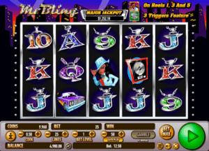 Mr. BlingGiochi Slot Machine Online Gratis