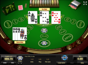 Three Card Poker TomHorn Giochi Slot Machine Online Gratis