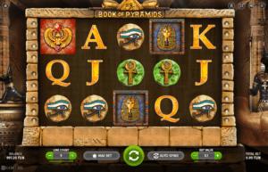Giochi Slot Book of Pyramids Online Gratis