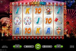 Slot Machine Fantasy Park Gratis Online