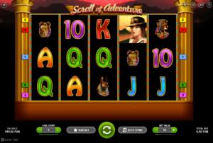 Scroll of Adventure Giochi Slot Machine Online Gratis