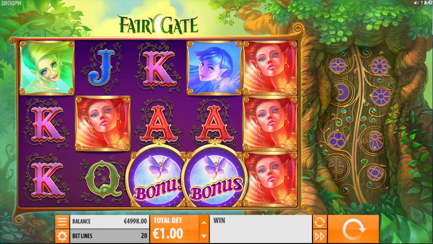 Giochi Slot Fairy Gate Online Gratis