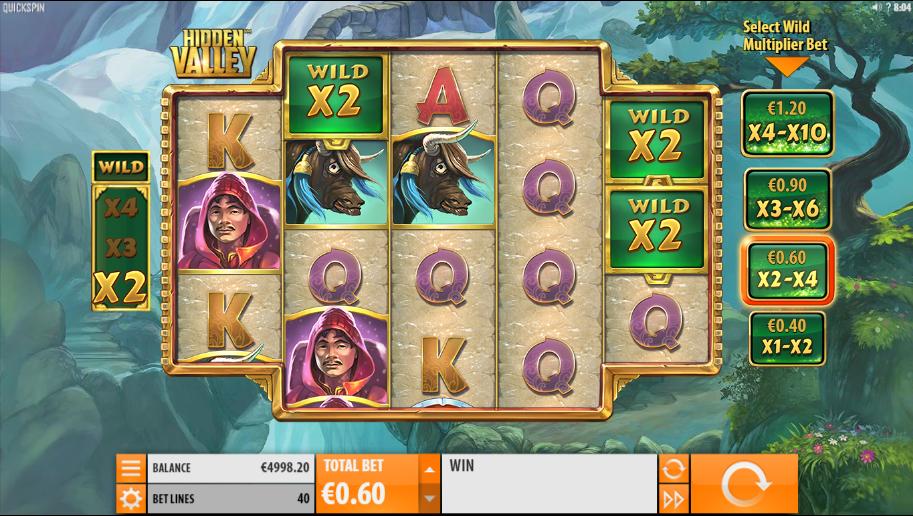 Hidden Valley Slot Machine Online Gratis