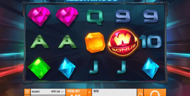 Giochi Slot Illuminous Online Gratis