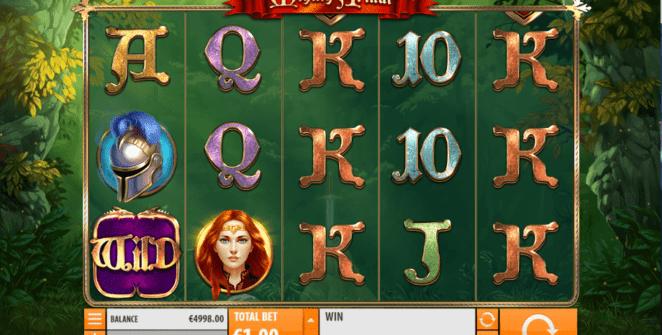 Giochi Slot Mighty Arthur Online Gratis