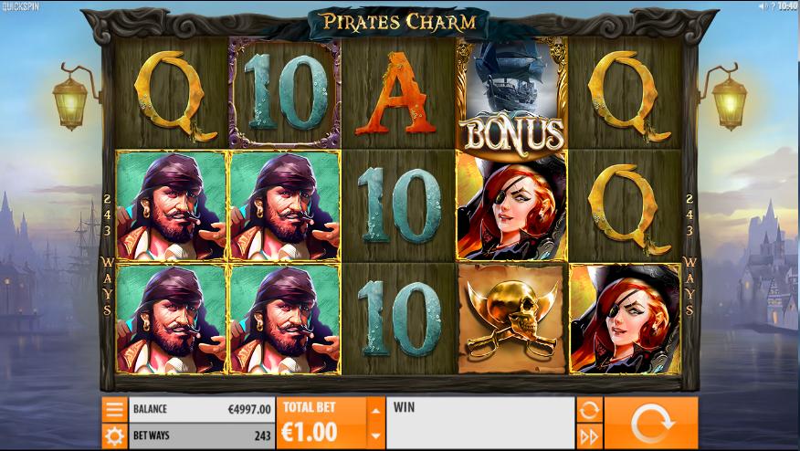 Giochi Slot Pirates Charm Online Gratis