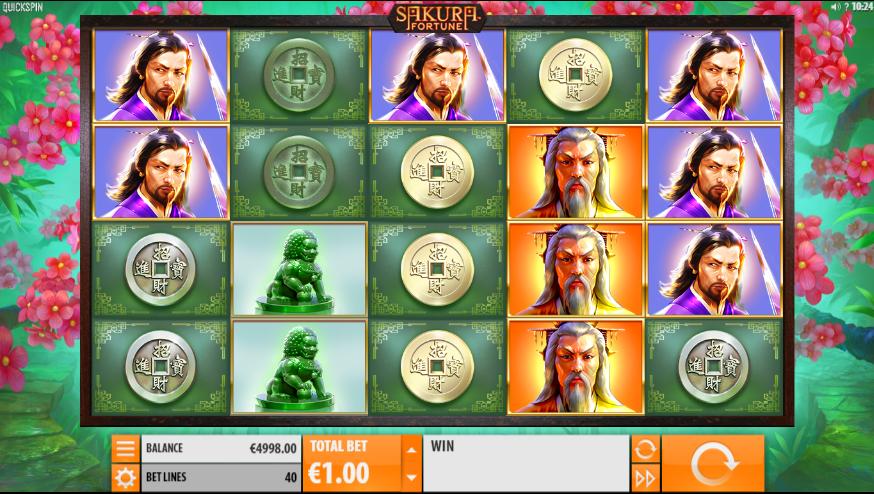 Sakura Fortune Giochi Slot Machine Online Gratis