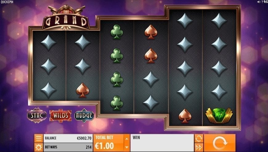 The Grand Slot Machine Online Gratis