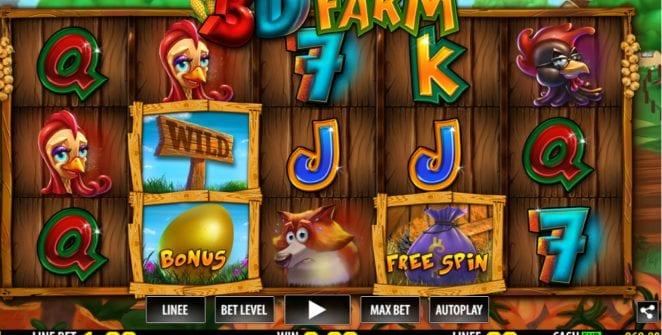 3D Farm Slot Machine Online Gratis