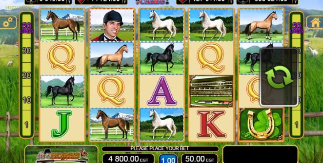 50 HorsesGiochi Slot Machine Online Gratis