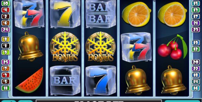 Slot Machine777 Hot IceGratis Online
