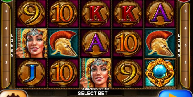 Amazons Spear Giochi Slot Machine Online Gratis