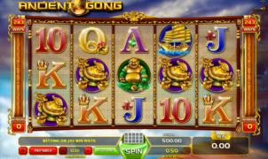 Giochi SlotAncient GongOnline Gratis