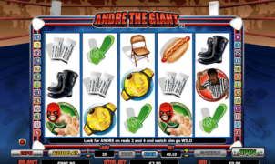 Slot Machine Andre The Giant Gratis Online