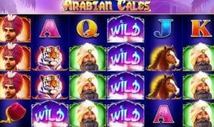 Arabian TalesSlot Machine Online Gratis
