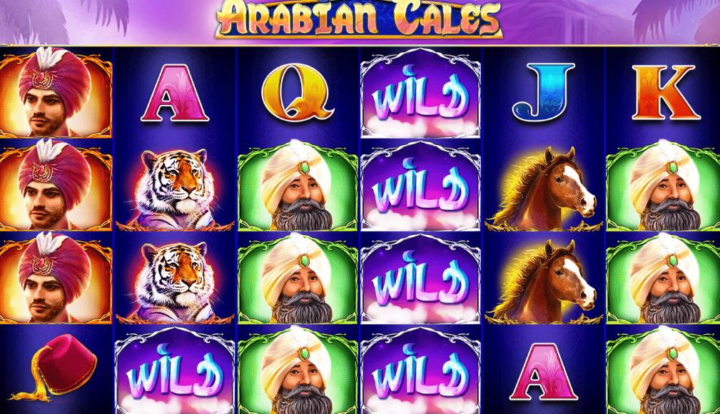 Spiele Arabian Tales - Video Slots Online