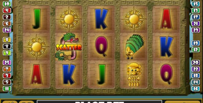 Aztec Treasure PlaypearlsSlot Machine Online Gratis