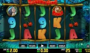 Slot MachineBanana KingGratis Online