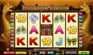 Giochi SlotBangkok NightsOnline Gratis