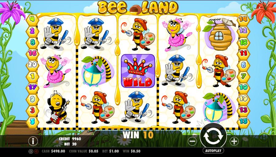 Bee land slot machine online pragmatic play Vezirköprü