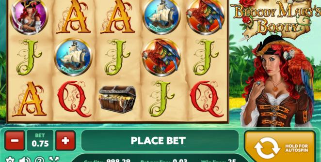 Giochi Slot Bloody Marys Booty Online Gratis