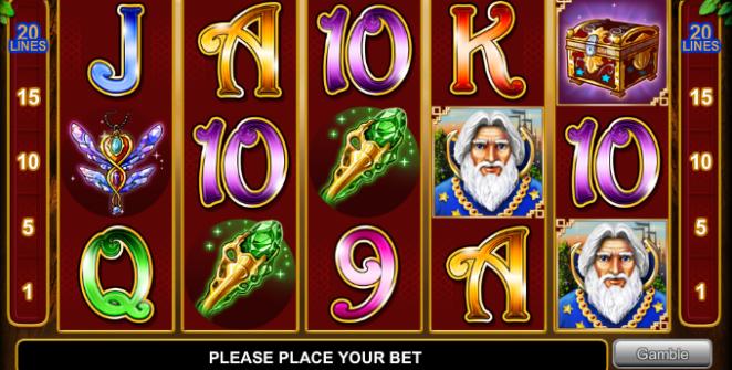 Slot MachineBook of Magic EGTGratis Online