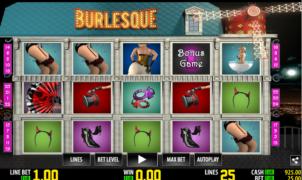 Burlesque Giochi Slot Machine Online Gratis