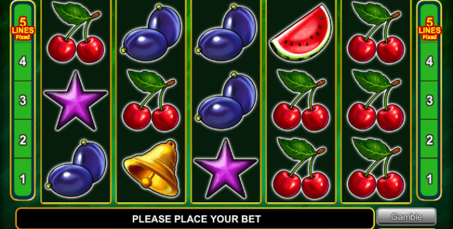 Giochi Slot Burning Hot Online Gratis
