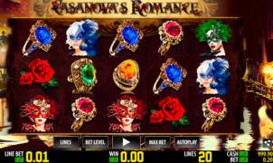 Slot MachineCasanovas RomanceGratis Online