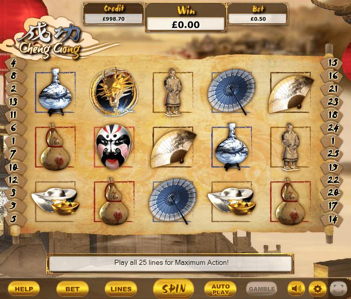 Cheng GongGiochi Slot Machine Online Gratis