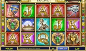 Cleopatras Secret THSlot Machine Online Gratis