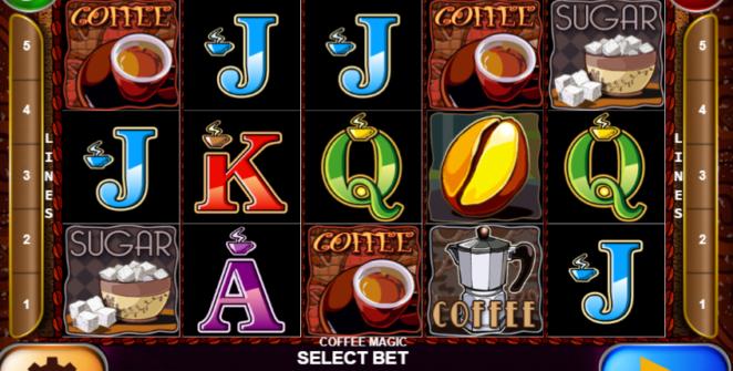 Giochi Slot Coffee Magic Online Gratis