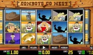 Slot MachineCowboys Go WestGratis Online