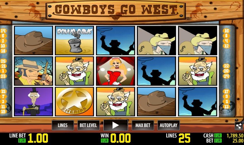 Cowboys go west hd slot machine online world match Pazarcık