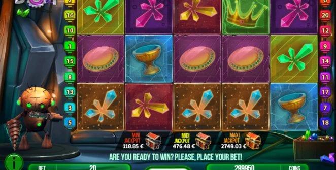 Crazy Bot Slot Machine Online Gratis