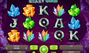 Crazy GemsSlot Machine Online Gratis