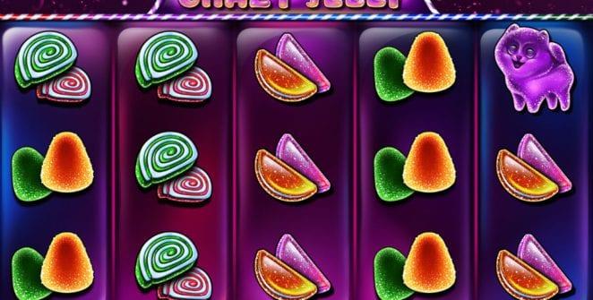 Slot MachineCrazy JellyGratis Online