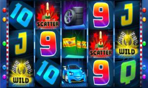 Slot MachineCrazy CarsGratis Online