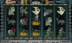 Slot Machine Crypt Keeper Gratis Online