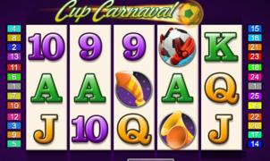 Cup CarnavalSlot Machine Online Gratis